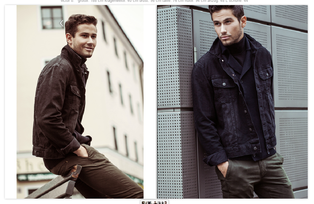VICTOR O , MOST WANTED MODELS MUNICH FROM GERMANY  – Fer & Arth